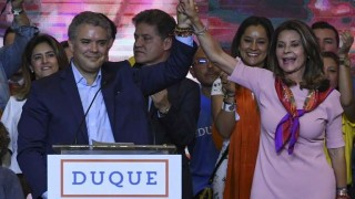 La derecha conservadora recupera el poder en Colombia con Iván Duque | 180