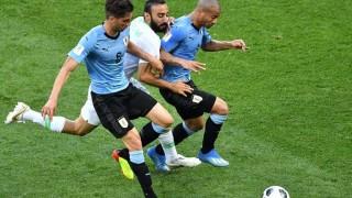 Los números de los uruguayos en el triunfo ante Arabia | 180