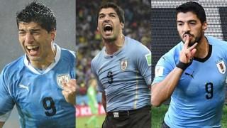 Suárez es el primer uruguayo en anotar en tres mundiales | 180