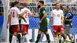 Dinamarca se acerca a octavos tras empatar 1-1 contra Australia | 180