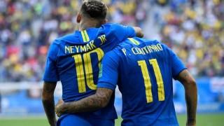 Brasil le ganó a Costa Rica con dos goles en los descuentos | 180