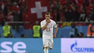 Suiza lo dio vuelta sobre la hora contra Serbia | 180