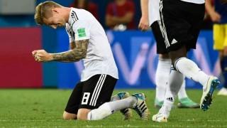 Toni Kroos mantiene con vida a Alemania que le gana a Suecia 2-1 en el descuento | 180