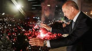 Erdogan reelegido en Turquía para un mandato con poderes reforzados   180