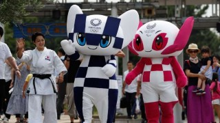 Tokio bautiza a las futuristas mascotas de los Juegos Olímpicos 2020 | 180