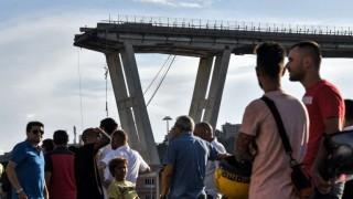 Al menos 30 muertos en Génova, Italia por derrumbe de un puente | 180