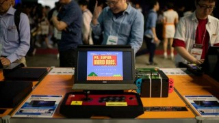 Los videojuegos retro son las estrellas del Tokyo Game Show | 180