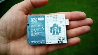 Una placa tecnológica para formar alumnos creadores y ambientes integradores | 180