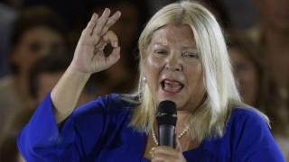 Carrió pedirá el juicio político del ministro de Justicia argentino | 180