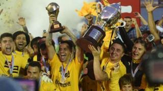 Peñarol festejó en el Centenario | 180