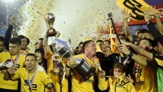 De atrás, Peñarol gana el clásico y el Uruguayo  | 180