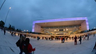 Las imágenes de la inauguración del Antel Arena | 180
