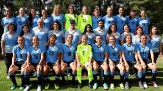 Comienza el Mundial Femenino Sub17 en Uruguay | 180