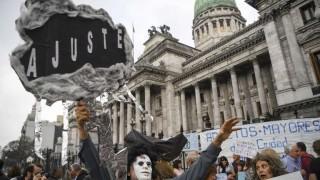 Senado argentino vota presupuesto de ajuste pactado con el FMI | 180