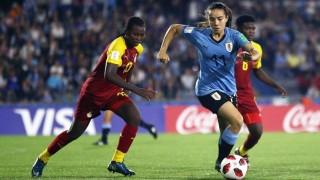 Uruguay perdió con Ghana en el debut | 180