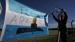 Hallan submarino argentino desaparecido hace un año | 180