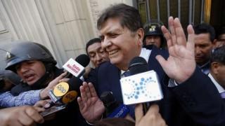 Expresidente peruano Alan García pide asilo en embajada de Uruguay | 180