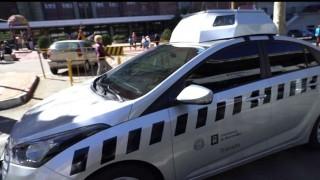Los vehículos fiscalizadores comenzaron a multar | 180