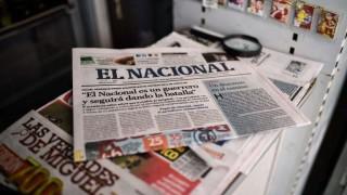 Histórico diario venezolano El Nacional sale de circulación ahogado en dificultades | 180