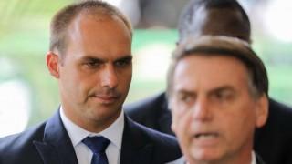 Hijo de Bolsonaro favorable a referendo sobre la pena de muerte en Brasil | 180