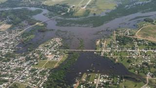 Retornaron desplazados en Río Negro, pero en todo el país aumentaron a más de 3.300 | 180