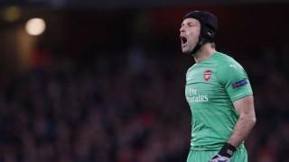 Petr Cech se retirará al final de la presente temporada | 180