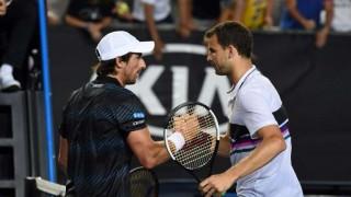 Cuevas perdió con Dimitrov en segunda ronda del Abierto de Australia | 180