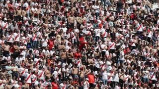 Argentina prohíbe ingreso a estadios a más de 400 hinchas | 180