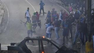 Casi 30 militares detenidos por rebelarse contra Maduro | 180