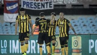 Gargano brilla y Peñarol gana el clásico  | 180