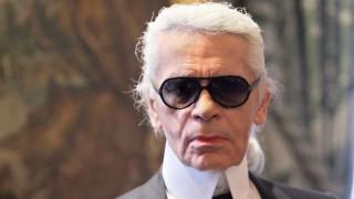 Murió el diseñador Karl Lagerfeld | 180