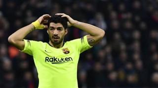 Suárez no anota fuera del Camp Nou por Champions desde 2015 | 180