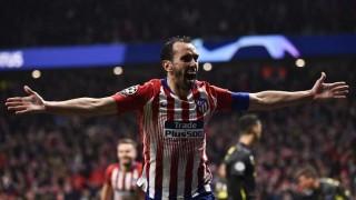 Con goles de Godín y Giménez, Atlético venció 2 a 0 a Juventus | 180