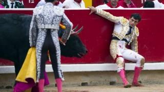 Torero español perdió un ojo tras sufrir una cornada | 180