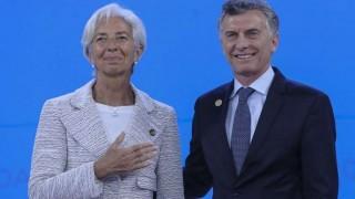 Misión del FMI aprueba la tercera revisión del plan de Argentina | 180