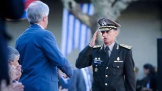 Nuevo comandante del Ejército agradeció la gestión de Manini Ríos | 180