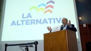 Las imágenes de la presentación de la fórmula de La Alternativa | 180