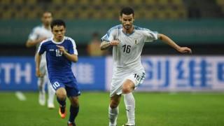 Uruguay derrotó sin complicaciones a Uzbekistán  | 180