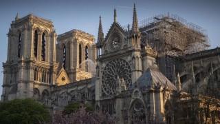 Refuerzan los puntos vulnerables de Notre Dame tras el incendio | 180