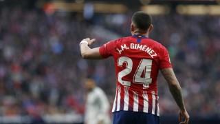 Josema Giménez jugó 70 minutos con un dedo fracturado | 180
