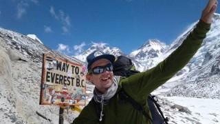 La historia del uruguayo que desafía al Everest  | 180