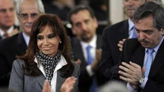 Cristina Kirchner se postula como candidata a vicepresidente en Argentina | 180