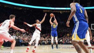 Curry brilla y Warriors ponen a Blazers al borde del abismo en el Oeste | 180