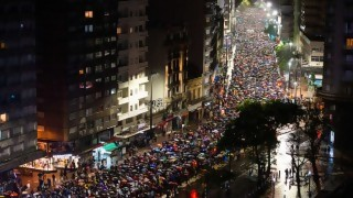 "Miles marcharon con un reclamo que no cesa: ""que nos digan dónde están"" | 180"
