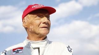 Murió a los 70 años la leyenda de la Fómula 1 Niki Lauda | 180