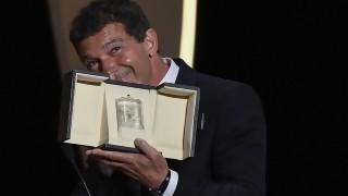 Antonio Banderas, premio a la mejor interpretación masculina en Cannes | 180