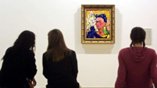 Cuestionan que audio presentado en México sea voz de la pintora Frida Kahlo | 180