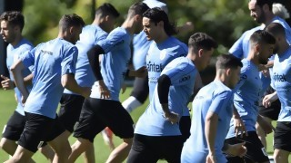 """Uruguay debuta en el torneo donde es """"rey de copas""""   180"""