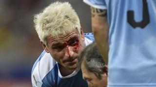 Las mejores fotos del triunfo de Uruguay | 180
