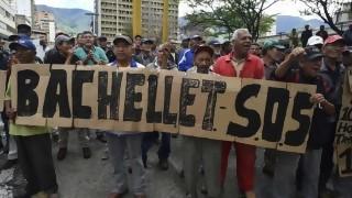 Bachelet llega a una Venezuela devastada por la crisis | 180
